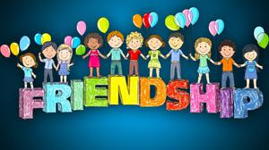 Friendship Text Hd Free Transparent Image HQ