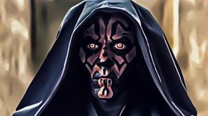 Darth Maul Face Free HQ Image